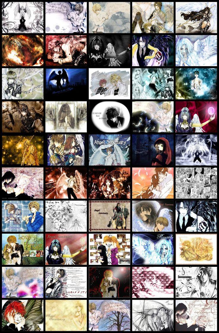 Angel Sanctuary Wallpaper Pack HD (Part 01) Wallpaper