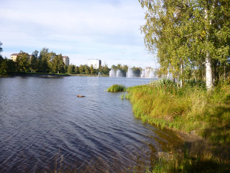 Welcome to Oulu!!!