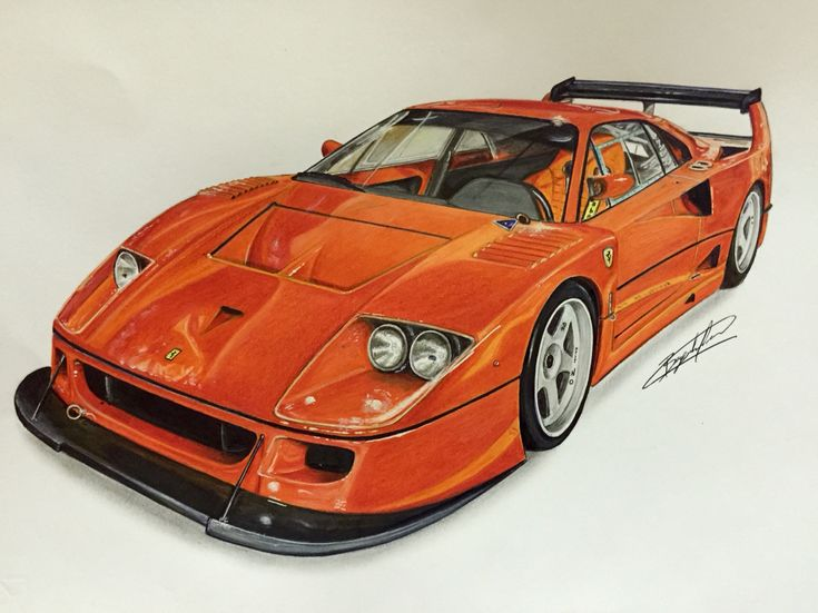 Best Drawing Supercar By Filo Images On Pinterest Supercar