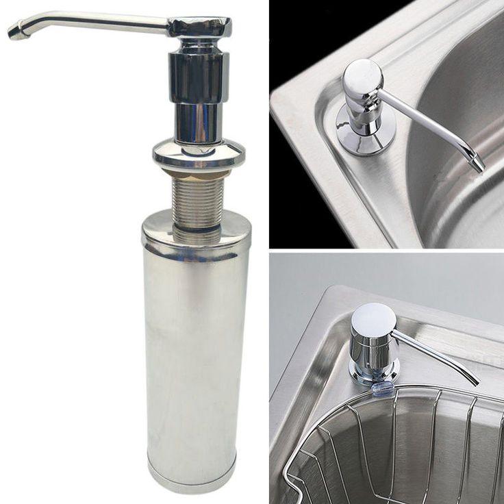 die besten 25 seifenspender edelstahl ideen auf pinterest delta kitchen faucet filter best kitchen faucet filter