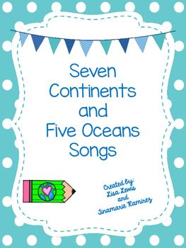 Best Oceans Ideas On Pinterest Continents Continents - What are the five oceans