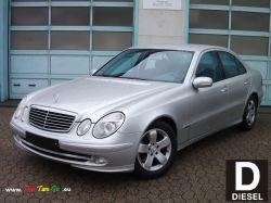 Mercedes E220 CDI AUTOMAT