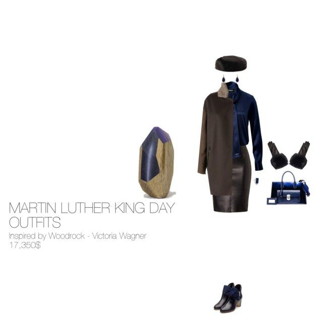 17,350$ Martin Luther King Day #MostExpensiveOutfit Inspired by Woodrock 2014 – Victoria Wagner ft. @Dsquared2 @RupertSanderson @BALENCIAGA @BAVNAJEWELRY @IppolitaJewelry @BrooksBrothers @Gucci
