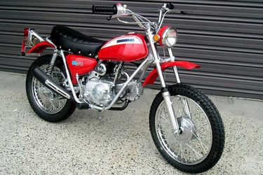 Honda SL70 K0 Mini Bike