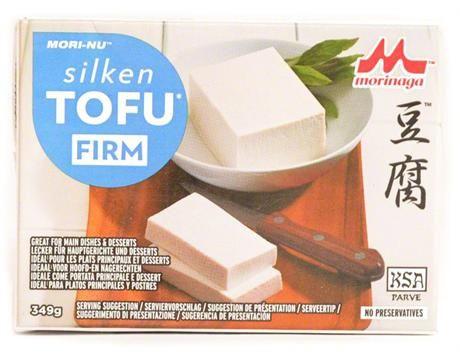 Velký obrázek - Morinaga Silken Tofu Firm, 349 g