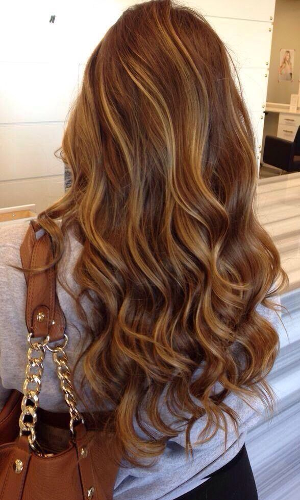 I want this when my hair grows out again, maybe a shade darker