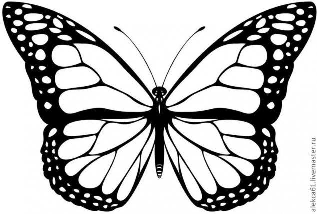 Как сделать винтажных бабочек из бумаги - Ярмарка Мастеров - ручная работа, handmade