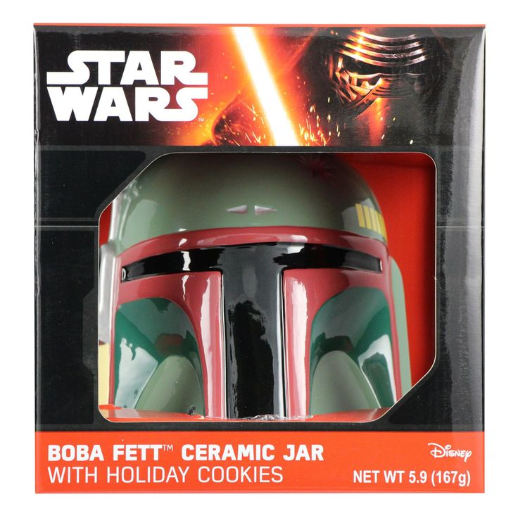 2015 star wars boba fett cookie jar by disney sold sam 39 s club star wars cookie jars - Stormtrooper cookie jar ...