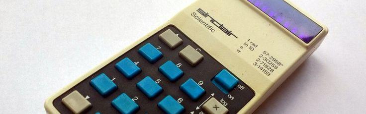 Teardown With A Twist: 1975 Sinclair Scientific Calculator #classichacks #Engineering #HackadayColumns #teardown