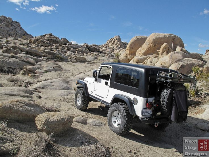 2005 Jeep Wrangler Rubicon Unlimited (LJ) - Low miles, well built ...