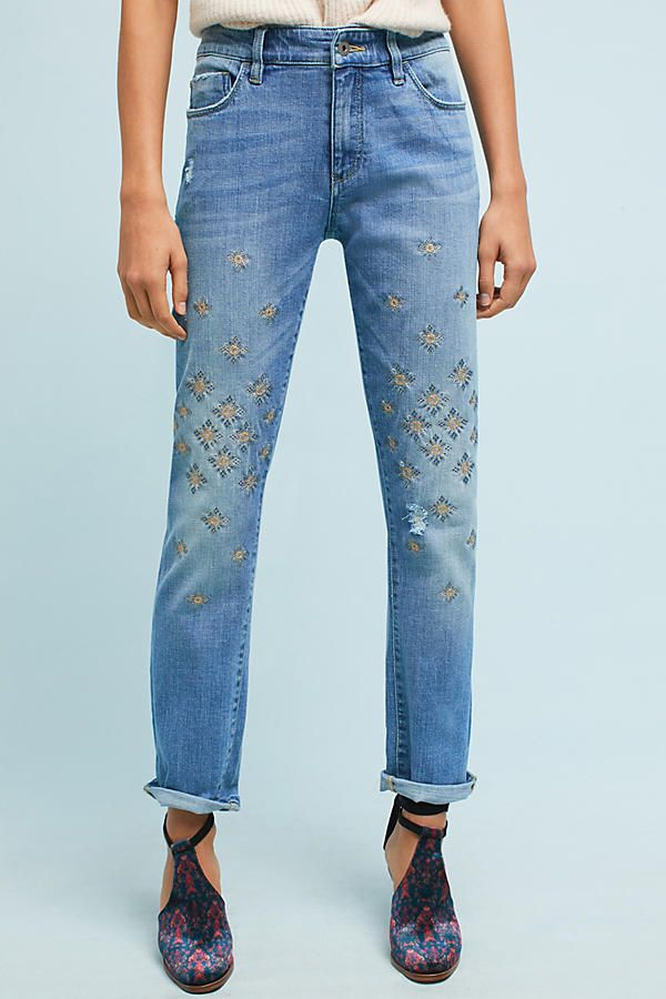 7684e561b0a Slide View  2  Pilcro High-Rise Relaxed Straight Jeans