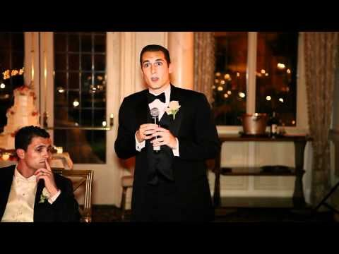 11 Tips for Nailing the Best Man's Speech (Caught on Video!)