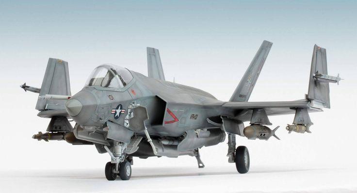 F35 model