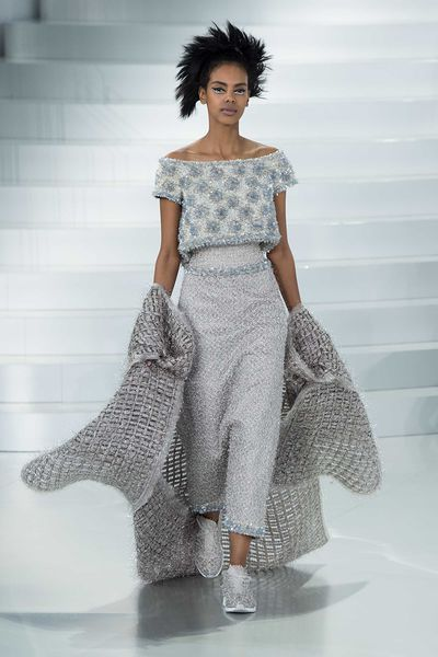 Chanel Spring-summer 2014 - Couture