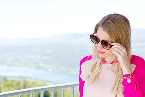 blondhairpinkheart: Wörthersee Pyramidenkogel #woerthersee
