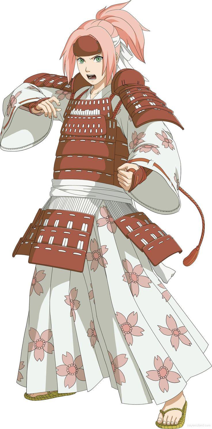 Naruto shippuden ultimate ninja storm revolution Sakura Samurai