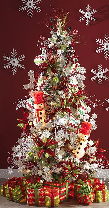 Christmas Decorations Ideas 2014 172 best raz past christmas trees images on pinterest | decorated