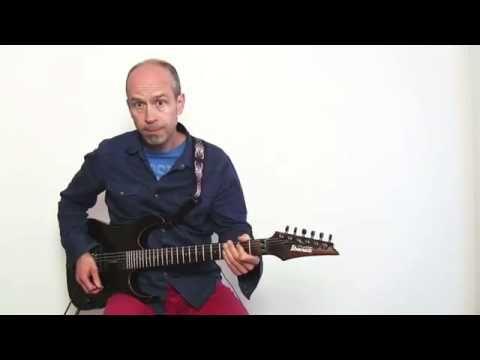 Werbevideo von www.meineMusikschule.net - für den E-Gitarren Videokurs