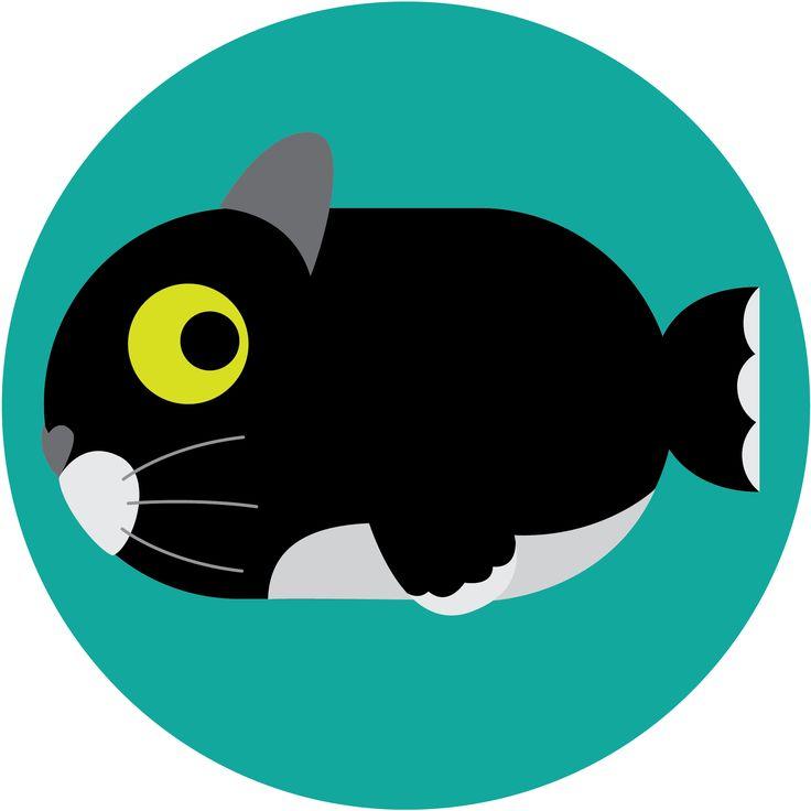 Big Fish. Illustrated by Rita Ip.