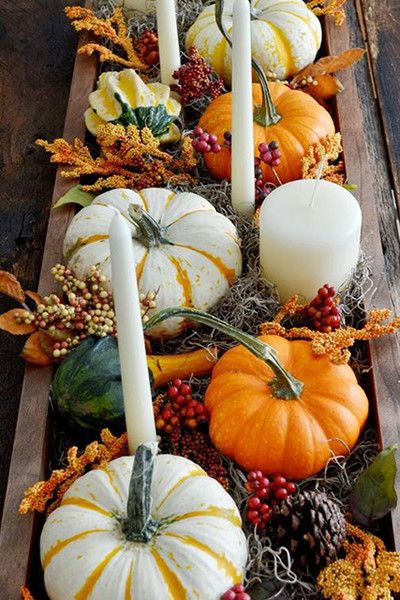 Boxed Up - 25 DIYs To Spruce Up Your Thanksgiving Table - Photos