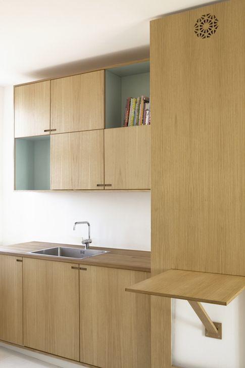 Peplinge Dosseringen snedkerkøkken - Design af NicolajBo™