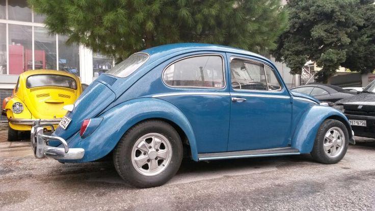 Vw bug 1964 cal look
