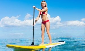 Groupon - One or Two-Hour SUP Rental at Aloha Sup Club (Up to 41% Off) in Ala Moana Beach Park. Groupon deal price: $29
