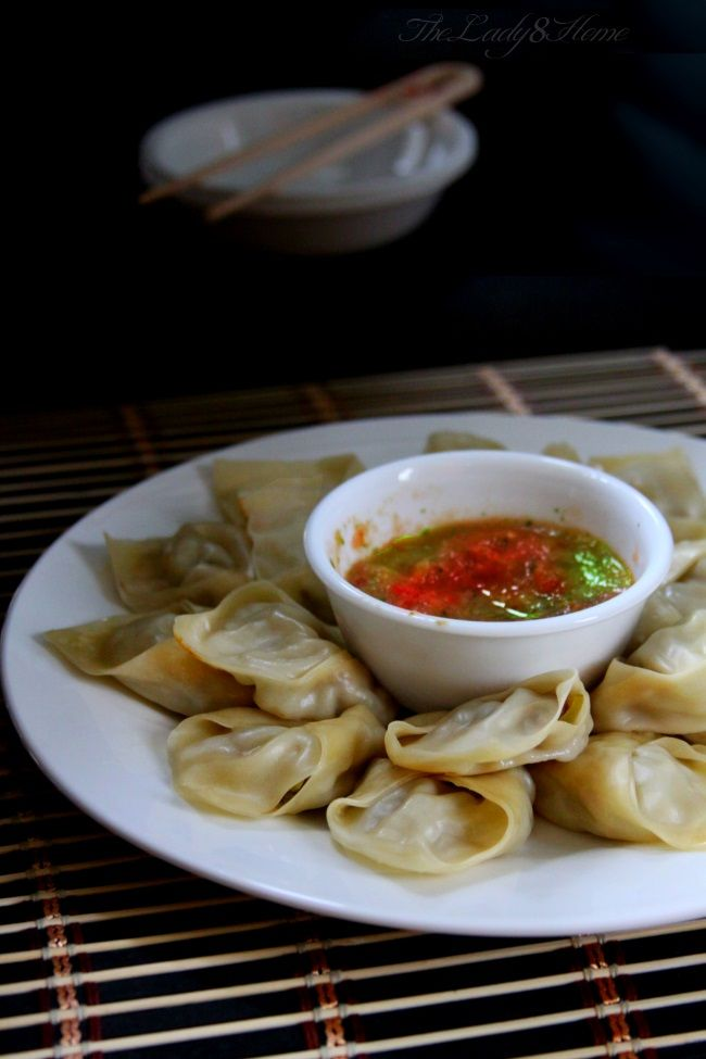 Steaming Dumplings Without A Steamer ~ Best nepali food images on pinterest cooking