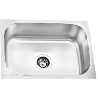 Futura Designer Single Bowl FS301B Kitchen Sinks