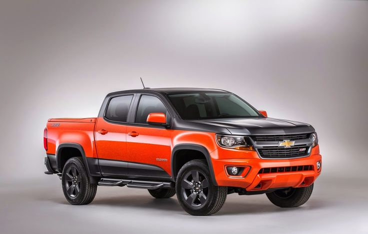 Bowtie Life: New 2015 Chevy Colorado Designed for Active Lifestyles