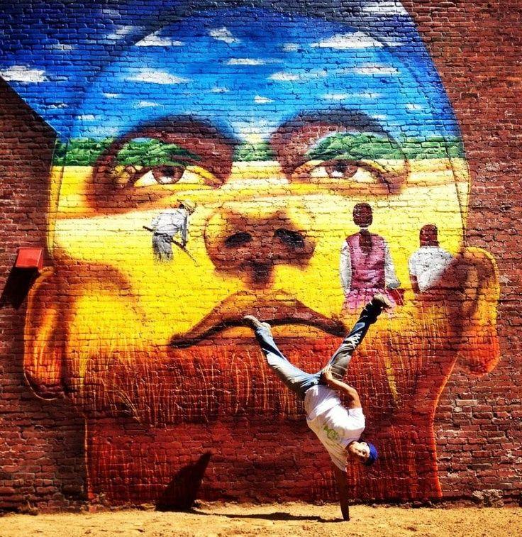 The 43 best Dasic Fernandez Street Art images on Pinterest | Urban ...