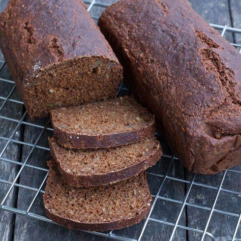 Filmjölkslimpa Ibland är det skönt att baka matbrödet snabbt och då är det här receptet perfekt.