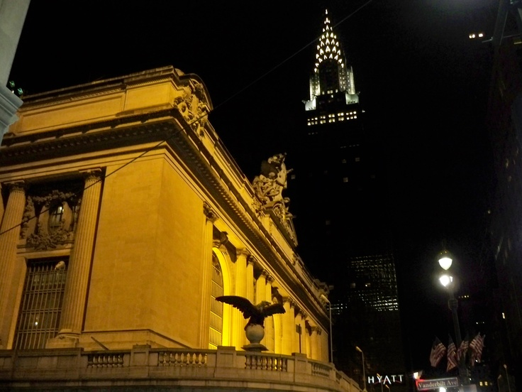 Grand Central/Chrysler Building