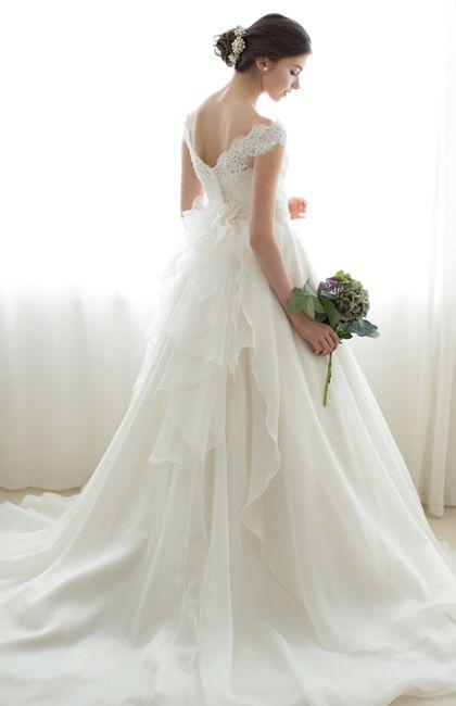 マイム No.45-0078 ウエディングドレス 結婚式