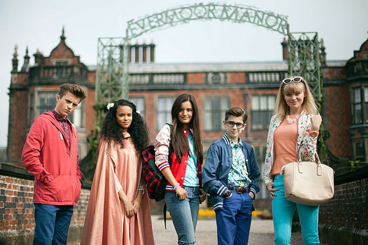 Adele Jennings got a sneak peek behind the scenes on the set of Evermoor, the new Disney Channel series. It follows Tara Crossley, an American teen who moves from the US to Evermoor, a beautiful but isolated village on the edge of some creepy moors in middle England.