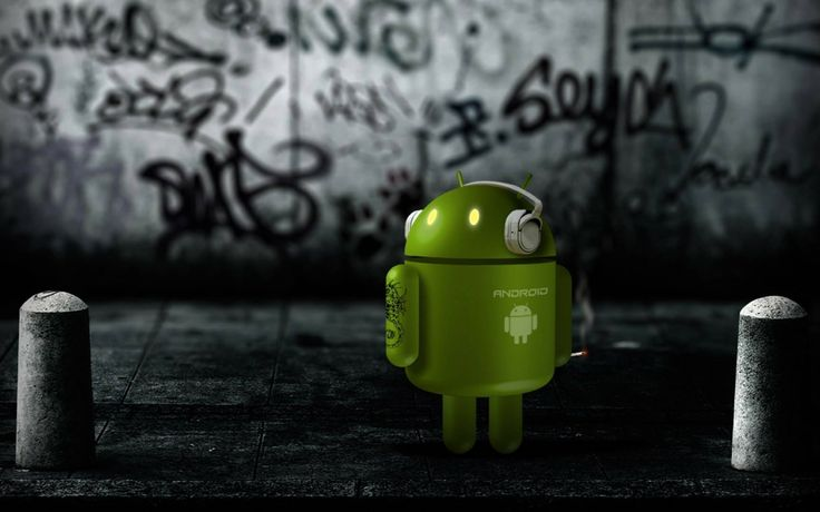 Android-Robot-Listening-To-Music-1800x2880.jpg (2880×1800)