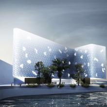 Snøhetta Wins Competition for New  Hilbert's Hotel in Helsinki