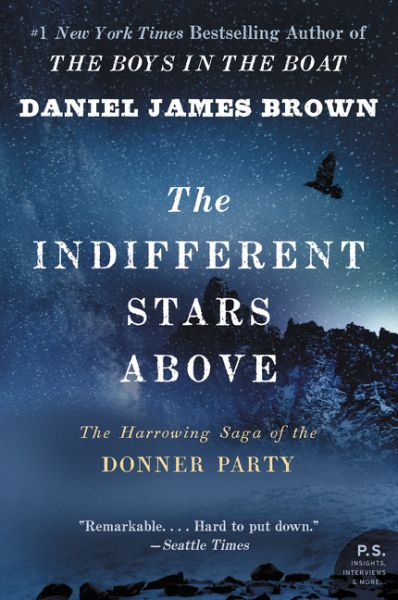Giveaway & Book Review: The Indifferent Stars Above by Daniel James Brown | Man of la Book