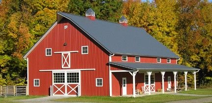 Best Pole Barns Western Building Center Barn House Design 400 x 300