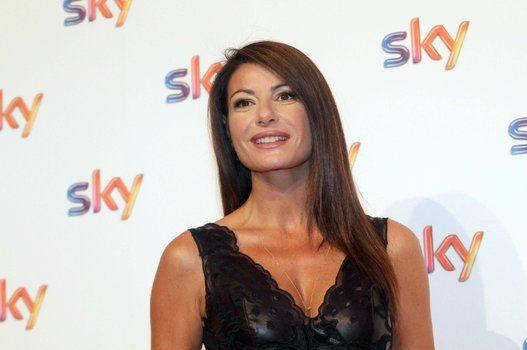 Ilaria D'Amico incinta. La giornalista di Sky va in onda con il pancione