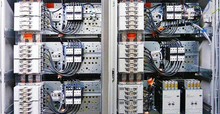 Installing And Setting Into Operation Of Automatically Controlled Compensation Banks Installation Power Compensation