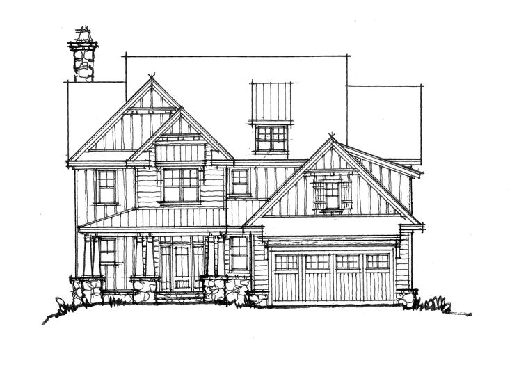 CONCEPTUAL HOUSE PLAN 1447: URBAN DESIGN