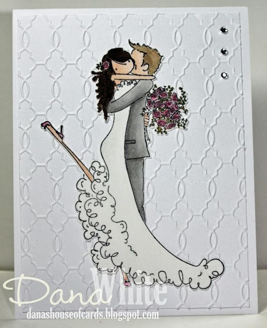 dana's house of cardsHouse Of Cards, Bella Cards, Stamps Bella, Cards Stamps, Uptown Couples, Married Cards, Cards Scrap, Anniversaries Cards, Dana House