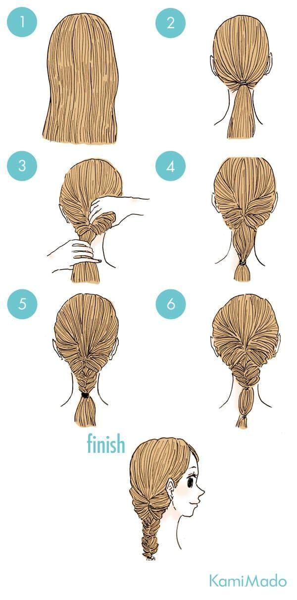 Unos pocos pasos para peinar tu cabello y lucir como una diosa