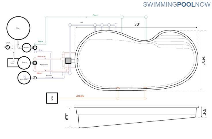 fiberglass pool installation instructions