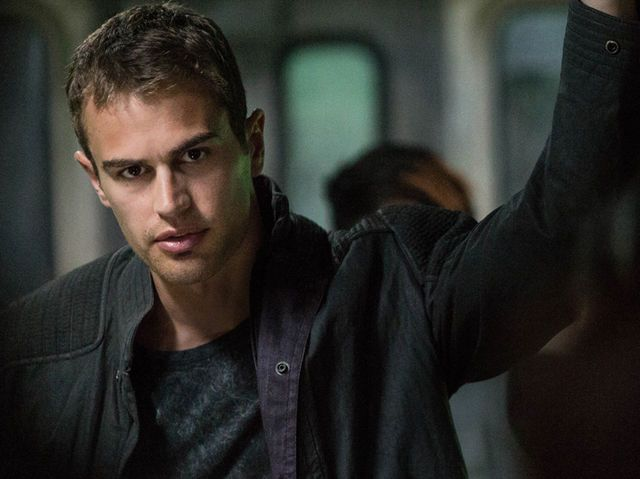 What Divergent Character are You? I got FOUR!!!!! I <4 HIM!