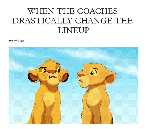 Been there... Many times #pallavolo #Volley funny stuff