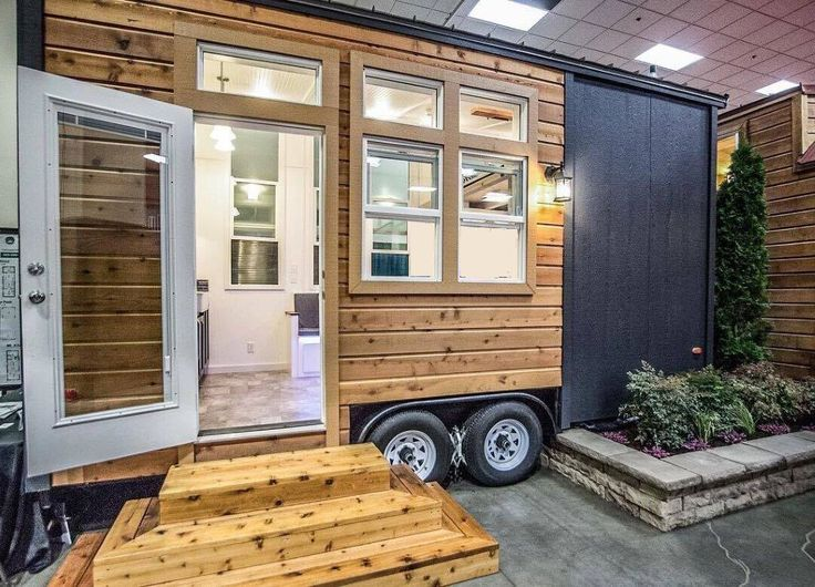 Best Tiny Buildings Images On Pinterest Tiny House Design