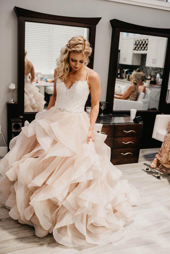 Mori Lee Marilyn Size 4 Used Wedding Dress Nearly Newlywed