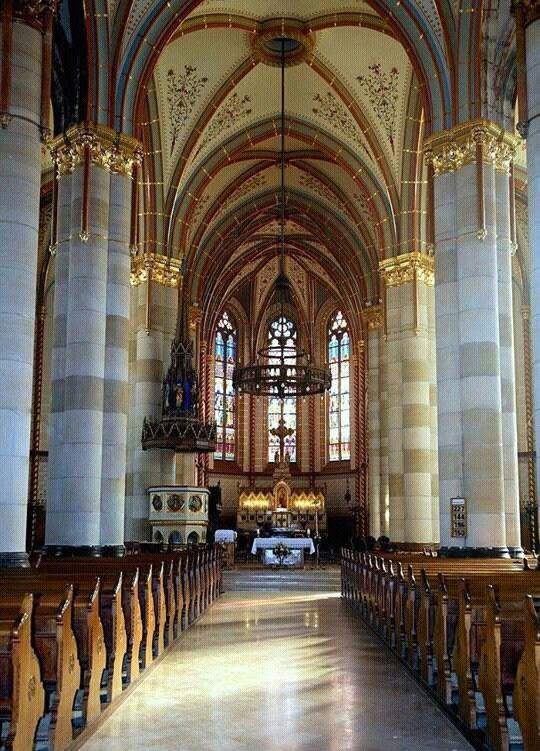 Budapest Szent Erzsébet templom